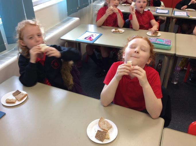 Exploring bread