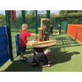 Outdoor learning in Year 1