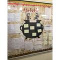 Year 5 English display