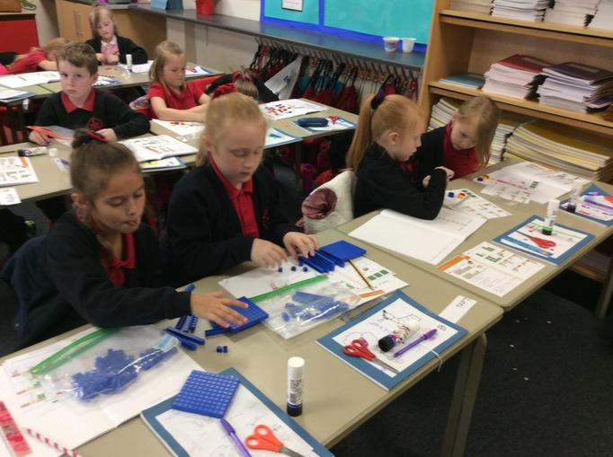 Learning about place value
