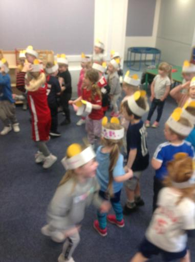 Pudsey dance