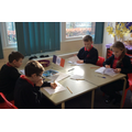 Year 4 Geography lesson