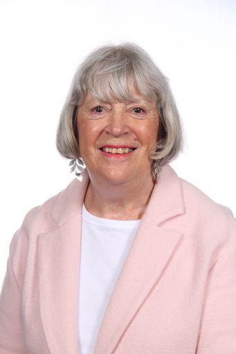 Mrs Jane Sutcliffe, Foundation Governor