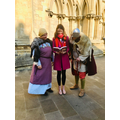 With the vikings at York Minster