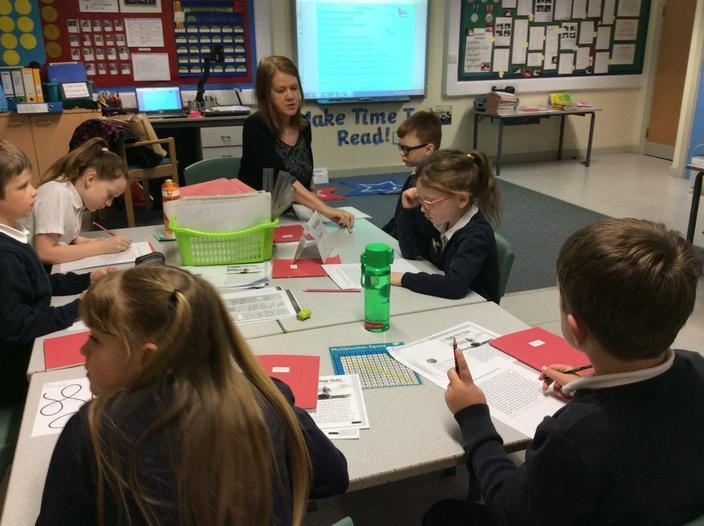 Benefiting from Guided Writing with Mrs Wilby