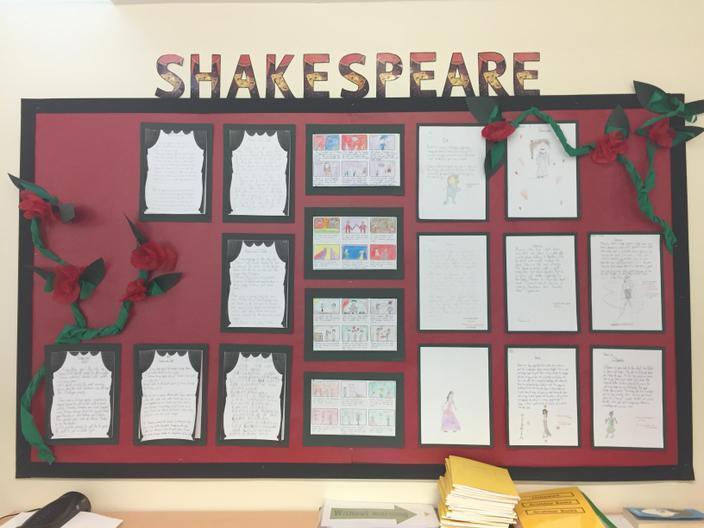 English display