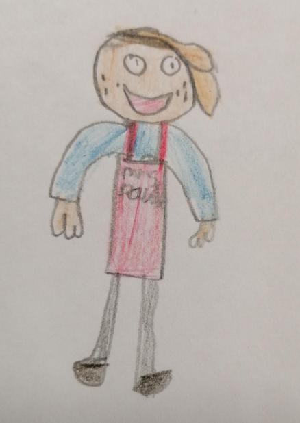 Assistant Cook - Mrs M Pavitt
