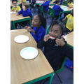 Multicultural food tasting afternoon.