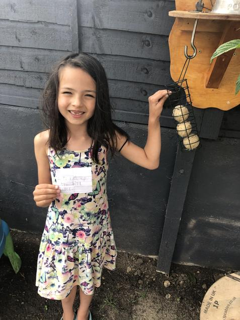 Arabella's act of kindness
