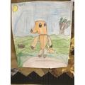 Drawing meerkats