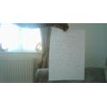 Brielle wrote a snail diary.