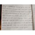 Millie wrote a setting description.