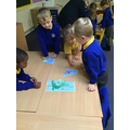 Working together to create a flat map of the world