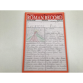 Inspired by reading Escape from Pompeii by Christina Balit