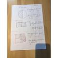 Riri's fractions work