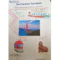 Szymon learnt about San Francisco