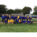 Our first class photo of year 3.