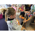 Castle making