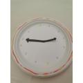 Gvidas' clock.