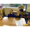 We explored different foods.