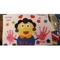 Jakub - card for grandma