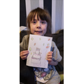 Penny created a card for Captain Tom Moore.