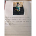 Kian created and wrote about his magnificent thing