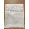 Kian wrote his own story.