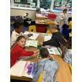 Painting landscapes in Art