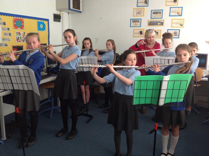 Ms Murray - Flute Teacher