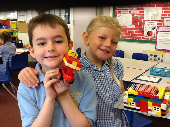 January 6th. Year 1 have been designing homes.