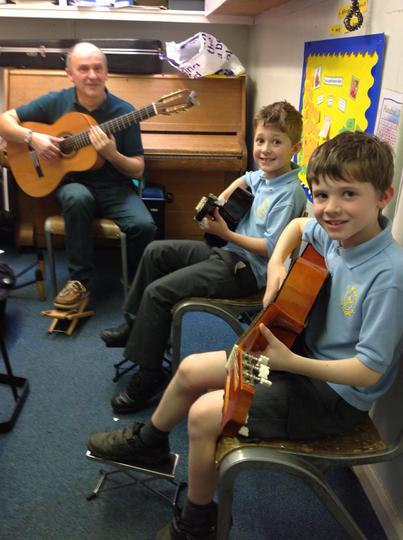 Mr Thompson - Guitar Teacher