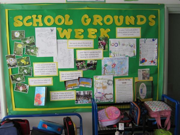 School Grounds Week 2012