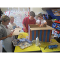 Making models in Year 6
