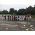 Wheels Week in Early Years Unit