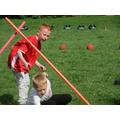 Assault course activities