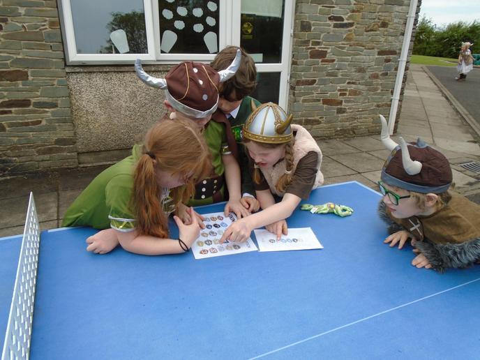 Runes fun!
