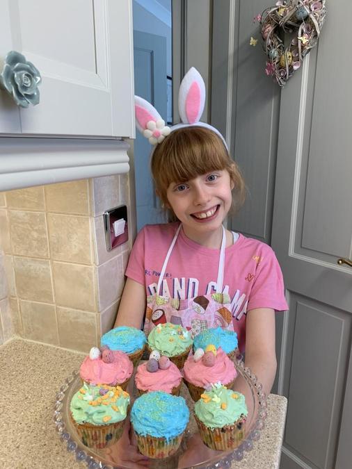 Baking Bunny