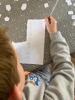 Oscar learns Binary