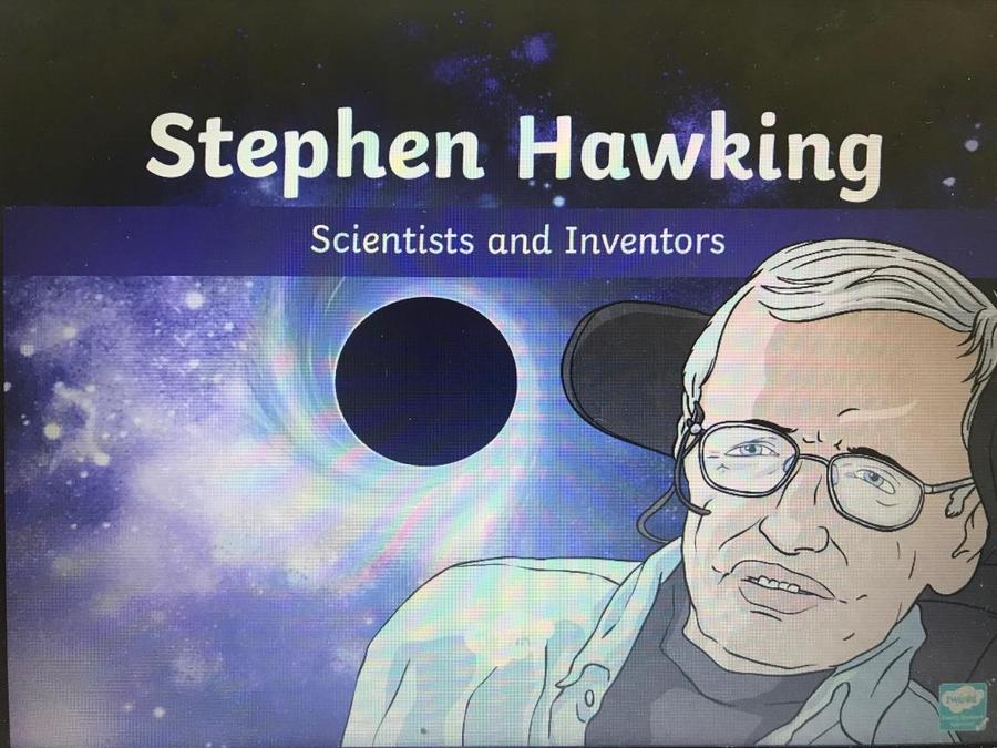 Rosa's Stephen Hawking Research