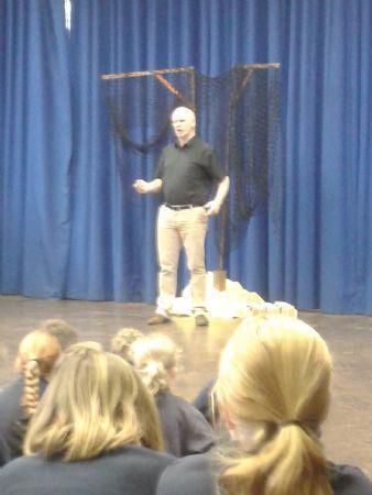 footprints theatre presents - 'Peter - a fisherman