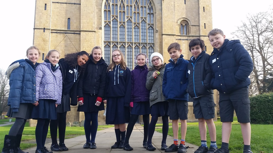 Southwell Minster. 'Living well together'