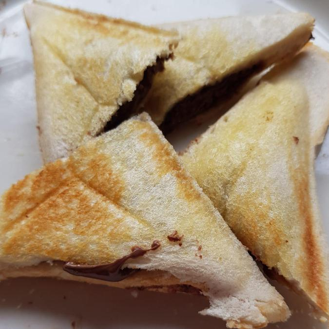Super yummy toasties by Catherine