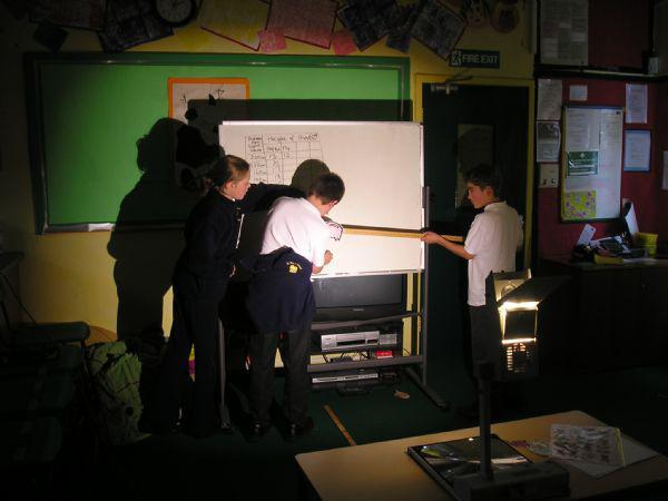 Class 6 Light and Shadow