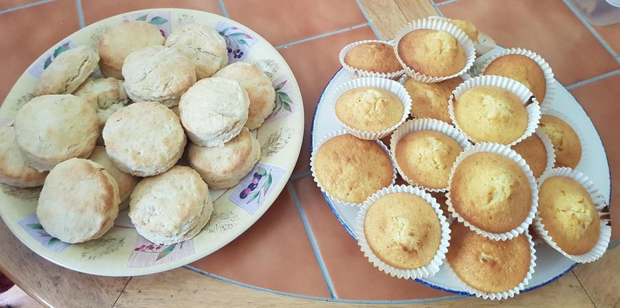 Catherine's scrumptious cakes