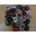 Poppy pebbles