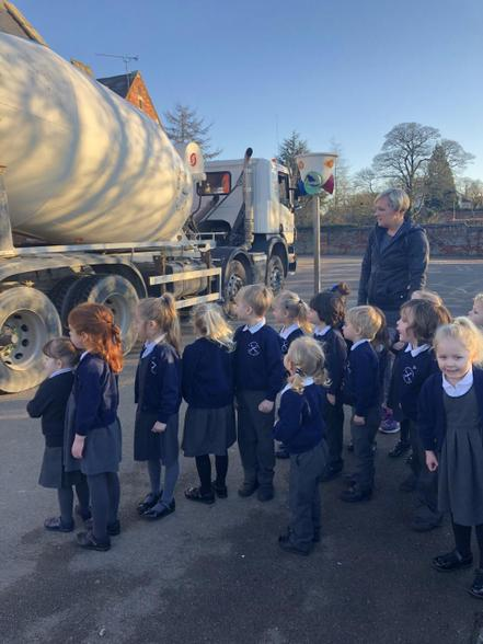 EYFS check on the developments