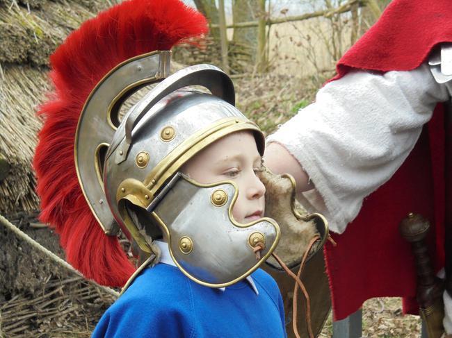 Becoming a Centurion.
