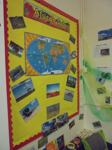 Africa Display