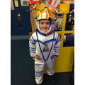 Our own Neil Armstrong!